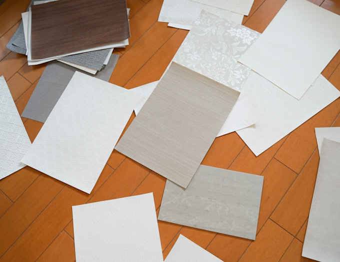 注文住宅の壁紙の選び方〜おしゃれな自分好みの空間にしよう〜