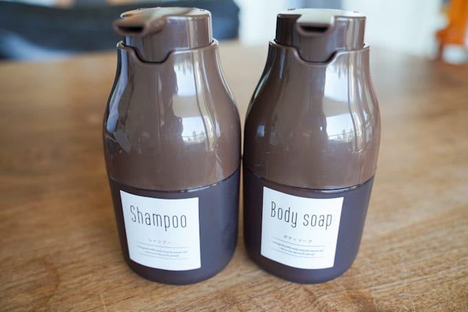 ボトルを詰め替えてスッキリ!注文住宅のブログ