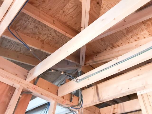 ロビンスジャパンの工事中の様子_注文住宅のブログ_屋根