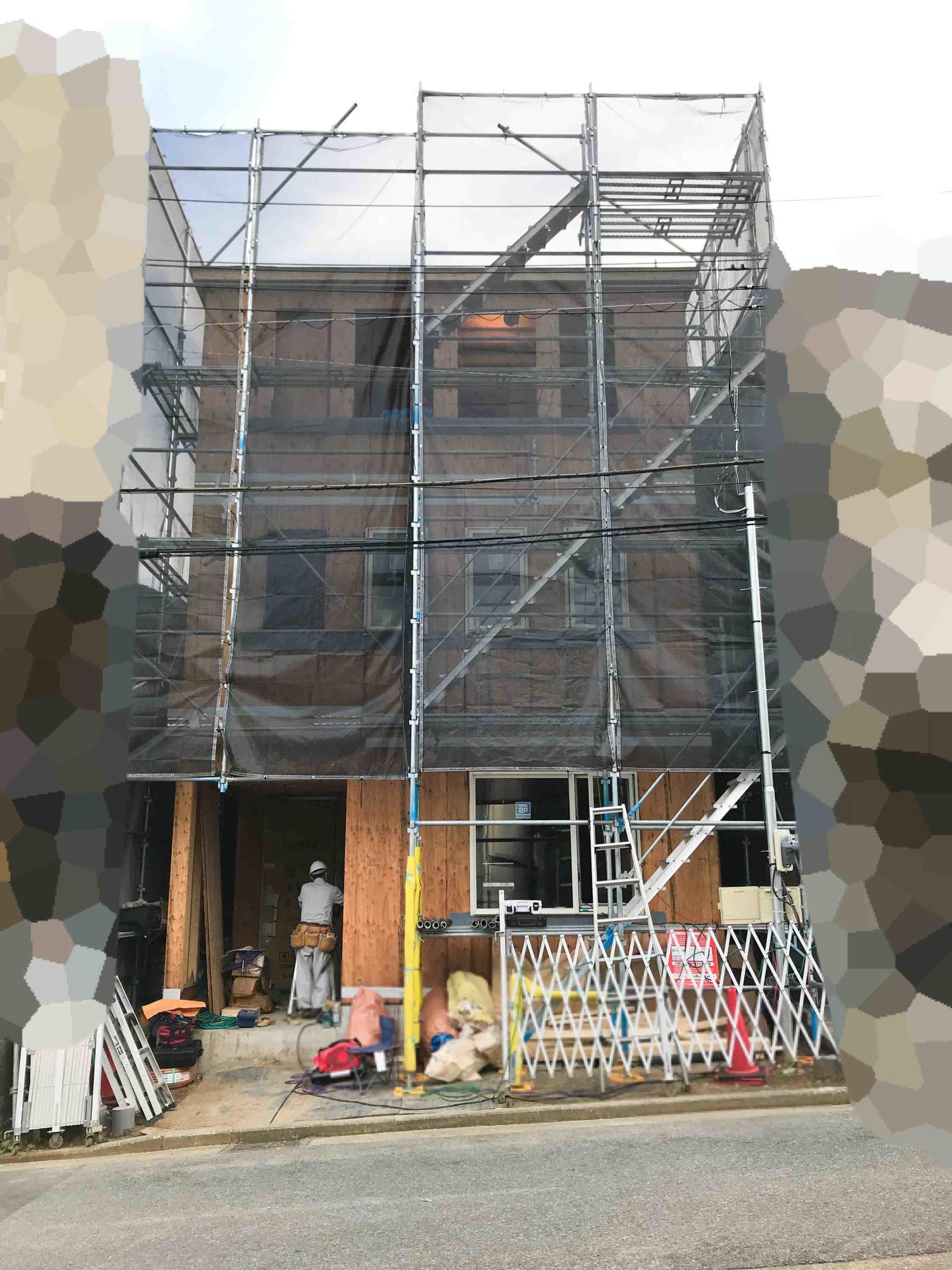 ロビンスジャパンの工事中の様子_注文住宅のブログ_YKKapの窓