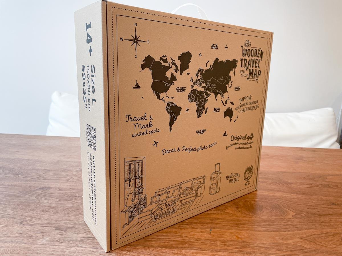 enjyo the woodの箱